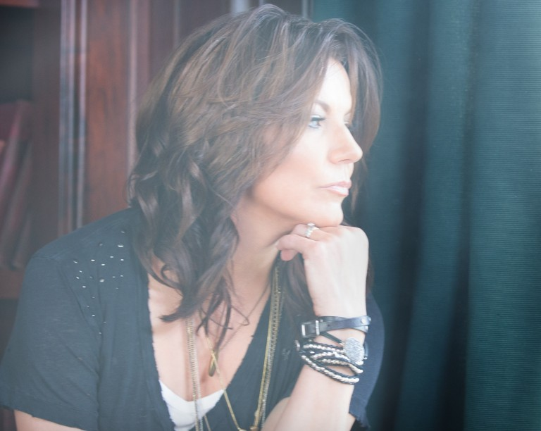 Martina McBride Reveals the Music She Listens to in Her Free Time