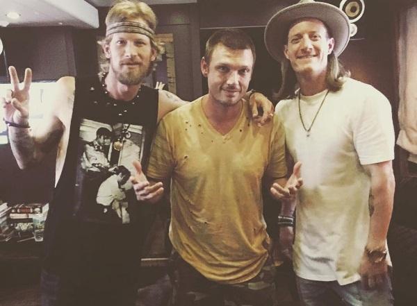 Is Florida Georgia Line Collaborating with the Backstreet Boys?