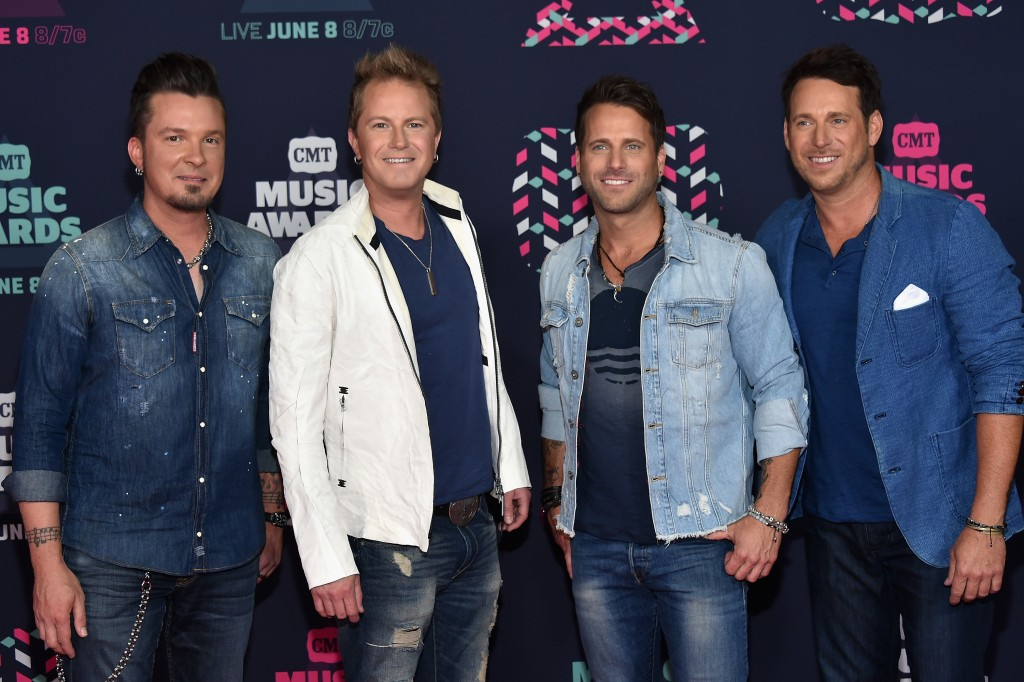 Parmalee; Photo by Mike Coppola/Getty Images