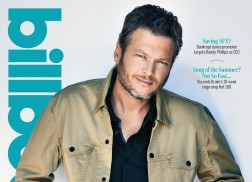 Blake Shelton Talks About Divorce and New Music With 'Billboard'