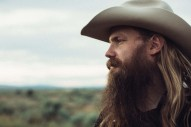 Chris Stapleton Releases 'Last Thing I Needed, First Thing This Morning' Cover