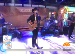 Craig Campbell Brings Powerful Ballad to TODAY Show