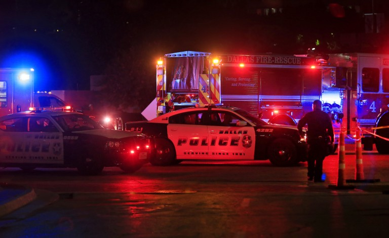 Country Artists React to Dallas Police Shooting