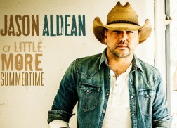 Jason Aldean Digs Vibe of New Single, 'A Little More Summertime'