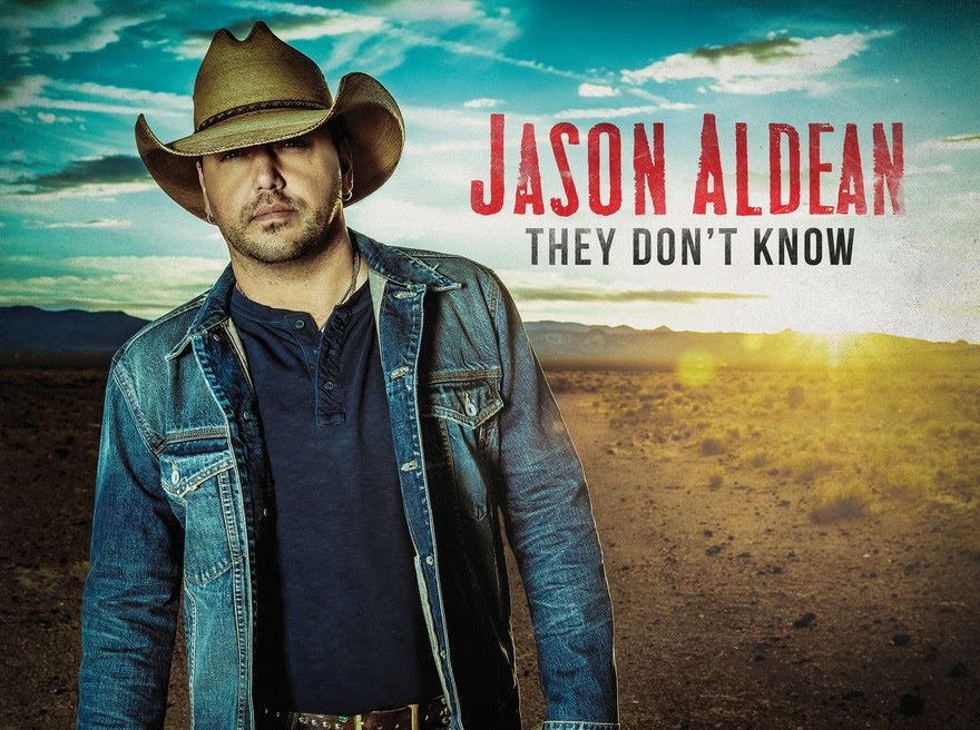 WIN an Autographed Copy of Jason Aldean's 'They Don't Know'