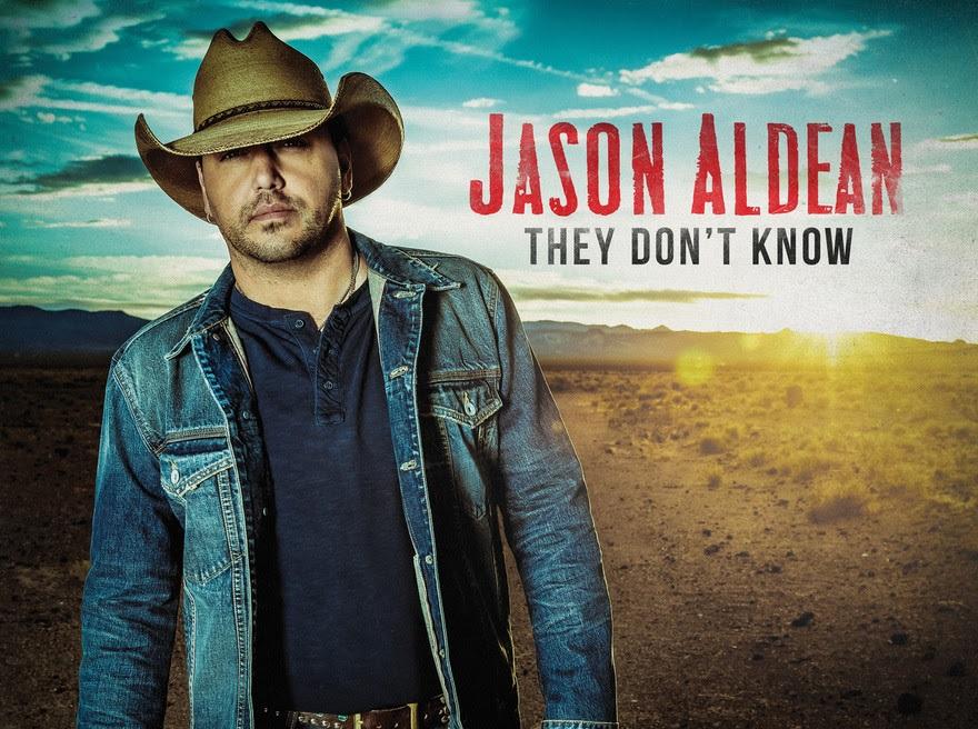 Jason Aldean Locks in 17th No. 1 Single, Announces New Album