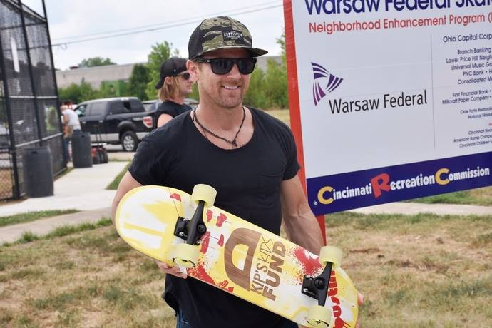 WIN a Family Four-Pack of Tickets to Kip Moore's Music City Skate Jam