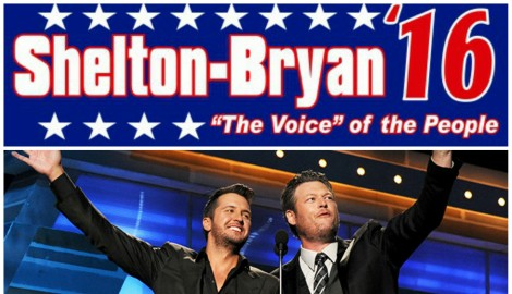 Presidential Election 2016: Our Top Country Music Picks for President and Vice President