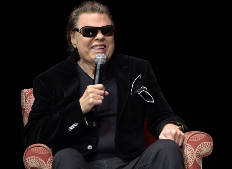 Ronnie Milsap Hospitalized
