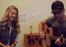 Tegan Marie Shines in Acoustic Duet with Craig Campbell