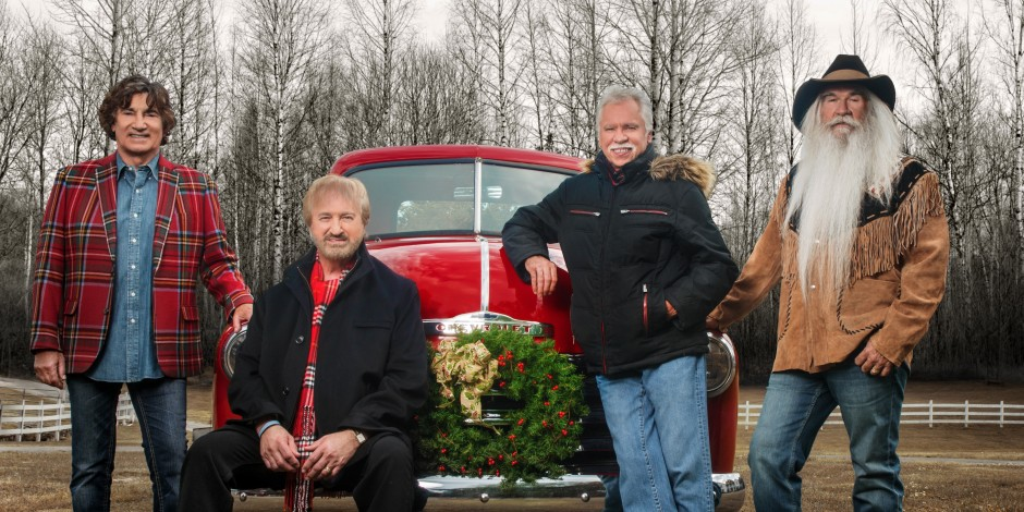 The Oak Ridge Boys Prepare to Embark on 27th Annual Christmas Tour