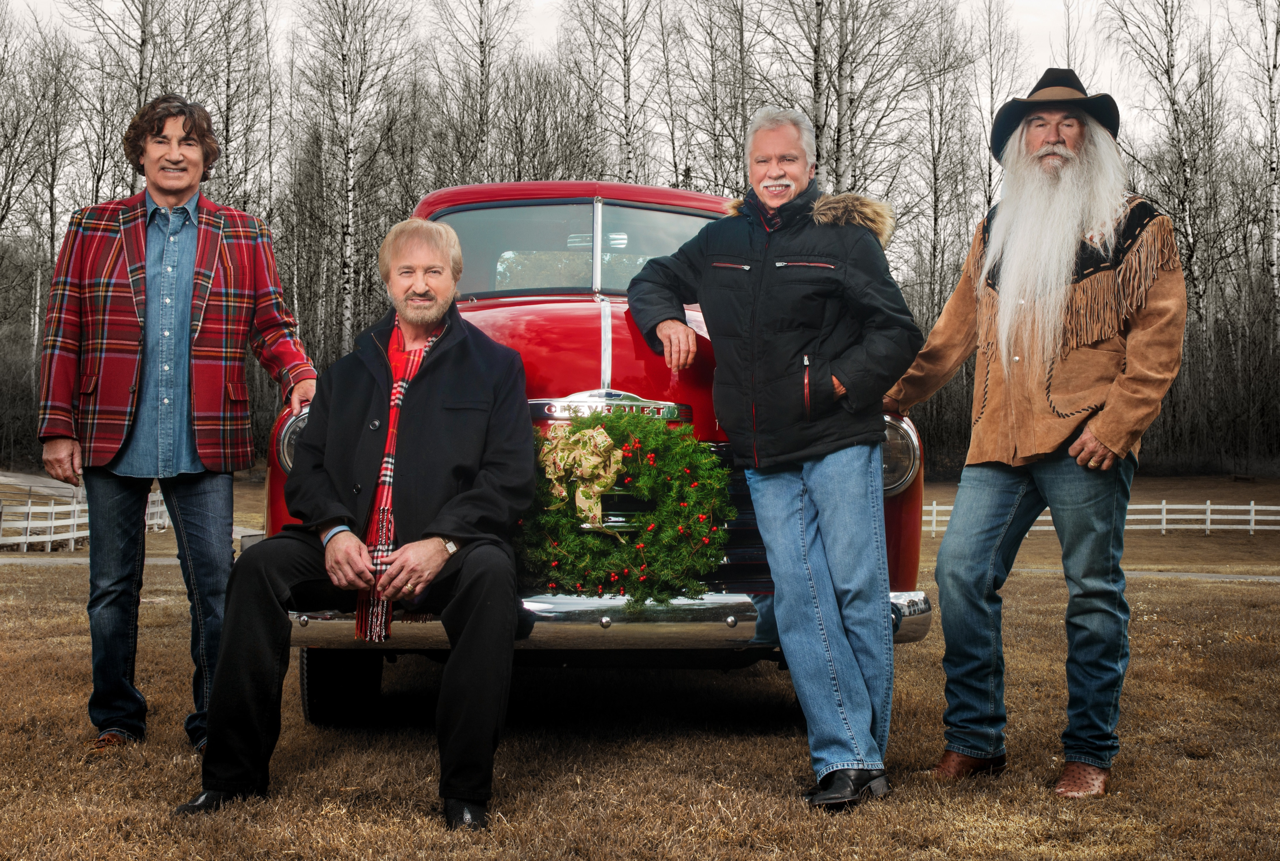 Album Review: The Oak Ridge Boys\' \'Celebrate Christmas\' | Sounds ...