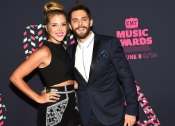 Thomas Rhett Looks to his Wife for Advice on his Music