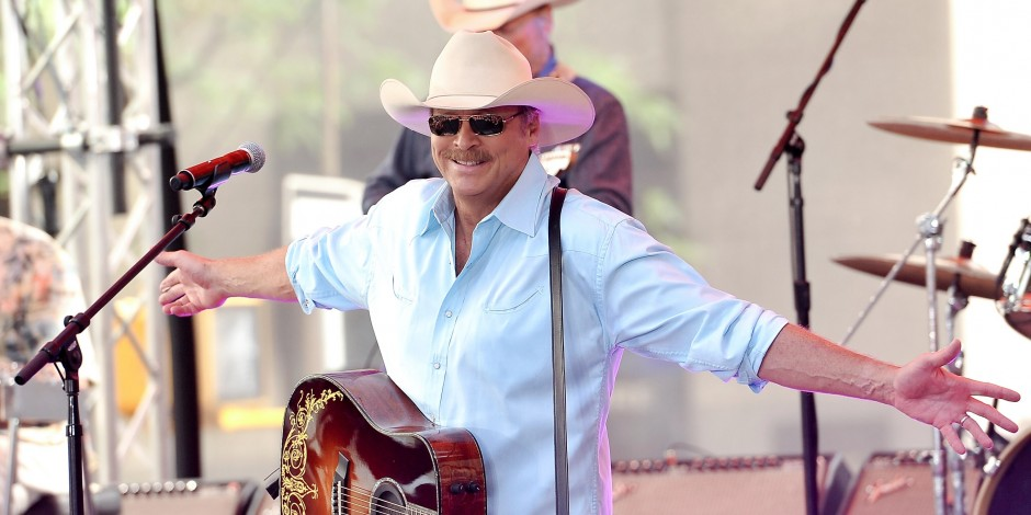 Alan Jackson to Open Honky Tonk on Nashville's Lower Broadway