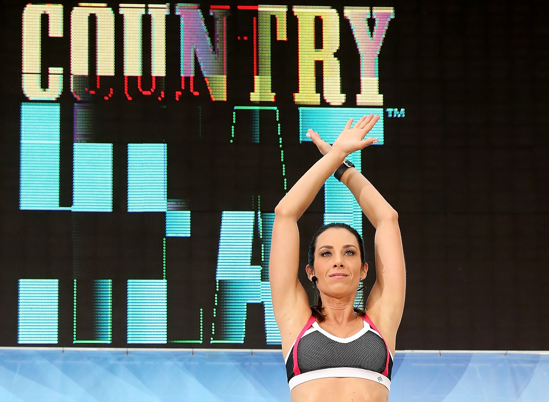 Autumn Calabrese Launches 'Country Heat' at Beachbody Coach Summit in Nashville