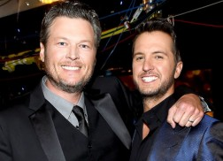 Blake Shelton Joins Luke Bryan's Crash My Playa 2017