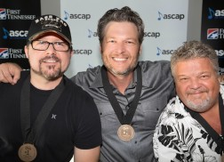 Blake Shelton Receives 'Special Surprise' for his 'Came Here to Forget' No. 1 Party