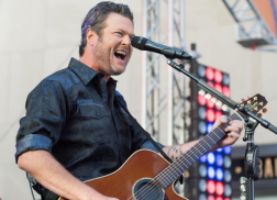 Blake Shelton Stops By 'Today' to Perform Some of His Biggest Hits