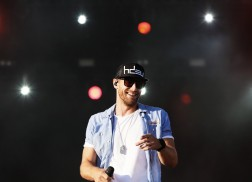 Chase Rice Owns The Stage During Boots & Hearts Set
