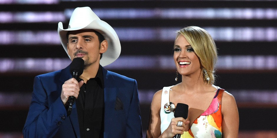 Brad Paisley Proves to Carrie Underwood That He <em>Can</em> &#8216;Cry Pretty&#8217; and So Can You