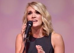 Carrie Underwood Celebrates Back-To-Back No.1's in Nashville