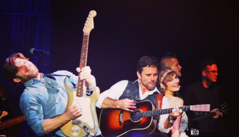 Charles Esten, Chris Carmack and Clare Bowen's Nashville Favorites