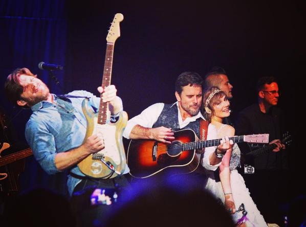 Charles Esten, Chris Carmack and Clare Bowen's Nashville Favorites
