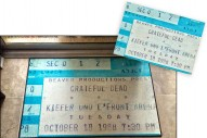 Concertgoers Can Now Turn Old Tickets into Floor Mats