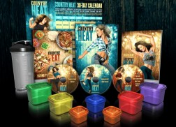 WIN a 'Country Heat' Workout Package!