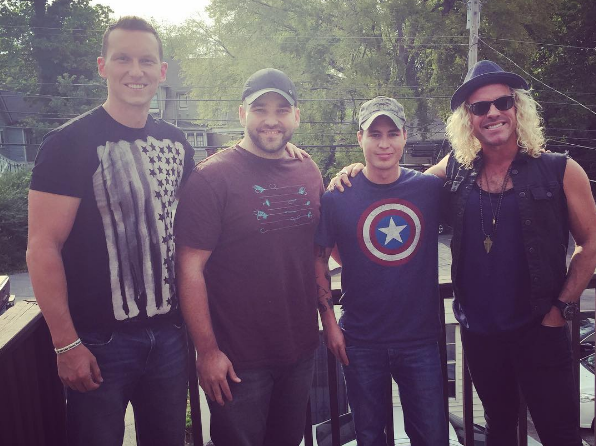 CreatiVets Pairs Hit Songwriters with Veterans to Help Combat PTSD