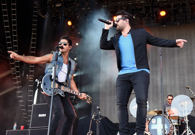 Dan + Shay, LOCASH Among Newest Additions to 2016 Route 91 Harvest Festival