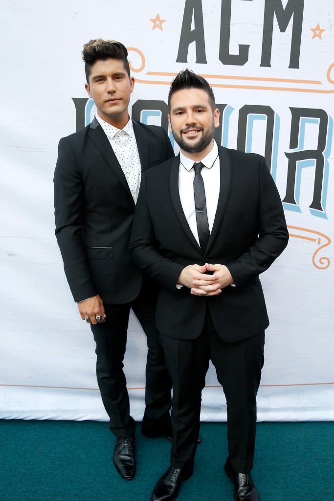 Dan + Shay; Photo by Terry Wyatt/Getty Images for ACM