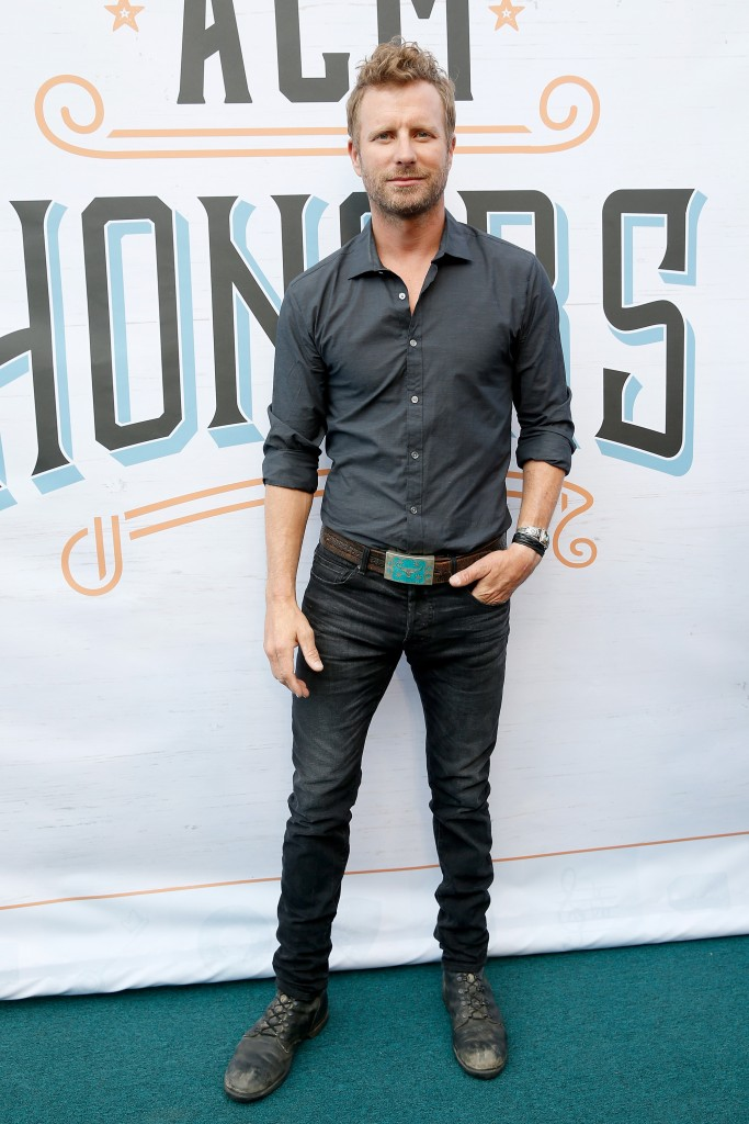 Dierks Bentley; Photo by Terry Wyatt/Getty Images for ACM