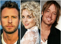 Dierks Bentley, Cam, Keith Urban to Reveal CMA Awards Nominees