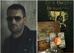 WIN an Eric Church 'Record Year' Prize Pack