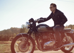 Frankie Ballard Teams with Allstate To Promote Motorcycle Safety