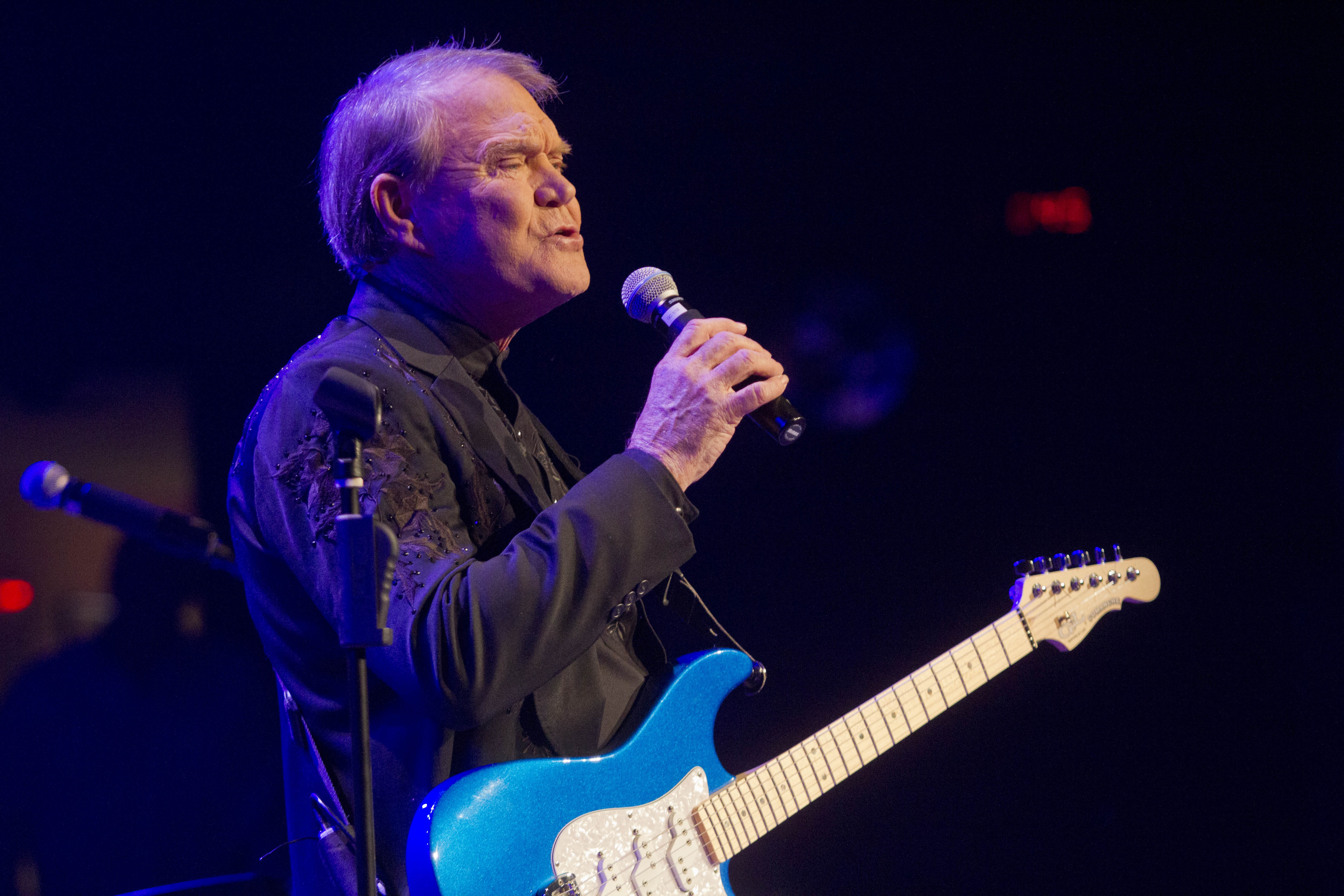 Glen Campbell Laid To Rest in Arkansas