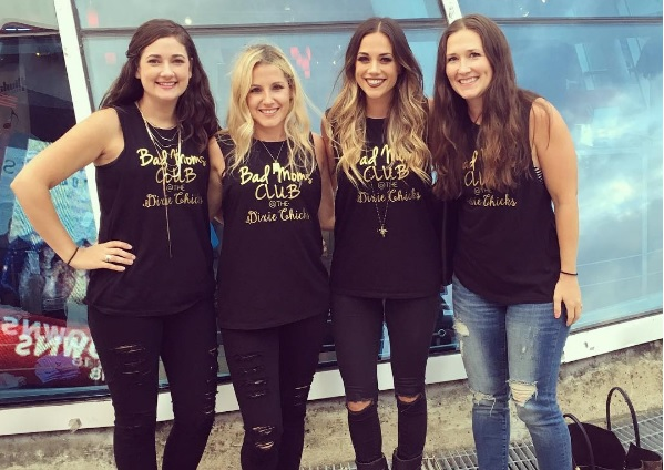Country Artists Fangirl Over the Dixie Chicks Show in Nashville