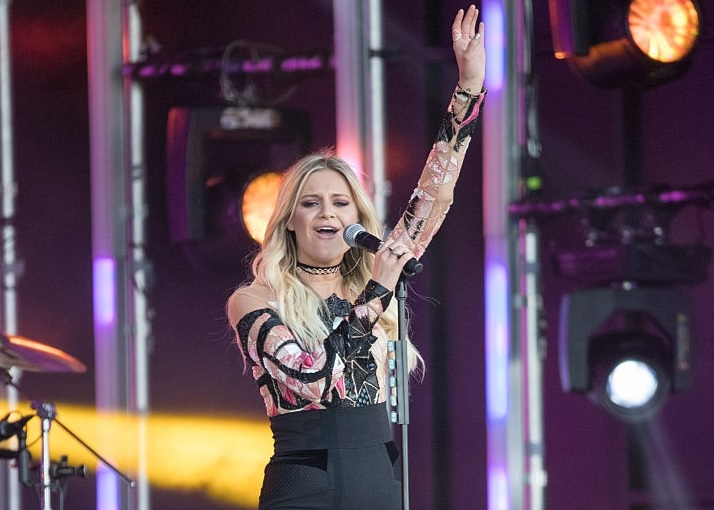 Kelsea Ballerini Performs on 'Jimmy Kimmel Live!'