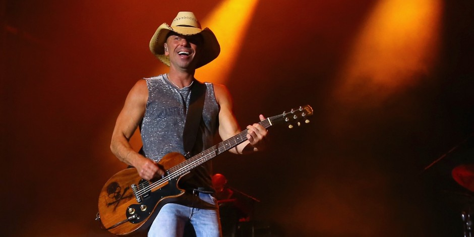 Kenny Chesney Excited for 'Lovefest' at Final Tour Stops in Massachusetts