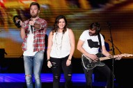 Lady Antebellum to Put Spin on 'Hey Baby' for ABC's 'Dirty Dancing' Remake