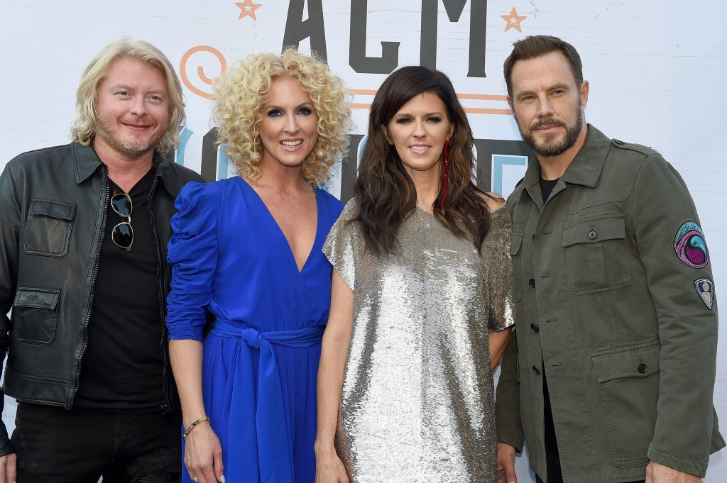 Little Big Town; Photo by Erika Goldring/Getty Images for ACM