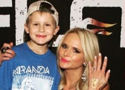 Miranda Lambert Gets Engaged (But It's Not What You Think)