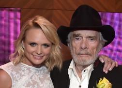 Miranda Lambert Named Inaugural Merle Haggard Spirit Award Winner