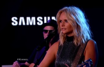 Miranda Lambert Slays Debut Performance of 'Vice'