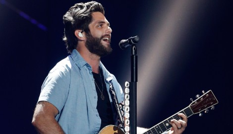 Thomas Rhett Thinks 'Vacation' is the 'Most Perfect Summer Jam'