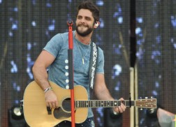 Thomas Rhett Thinks His College Career Helped His Stage Presence