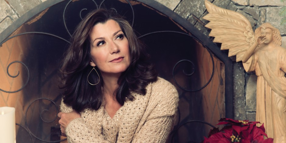 Amy Grant Christmas.Amy Grant To Release First Christmas Album In Almost 20