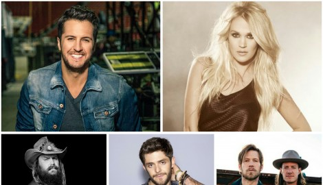 2016 CMT Artists of the Year Revealed