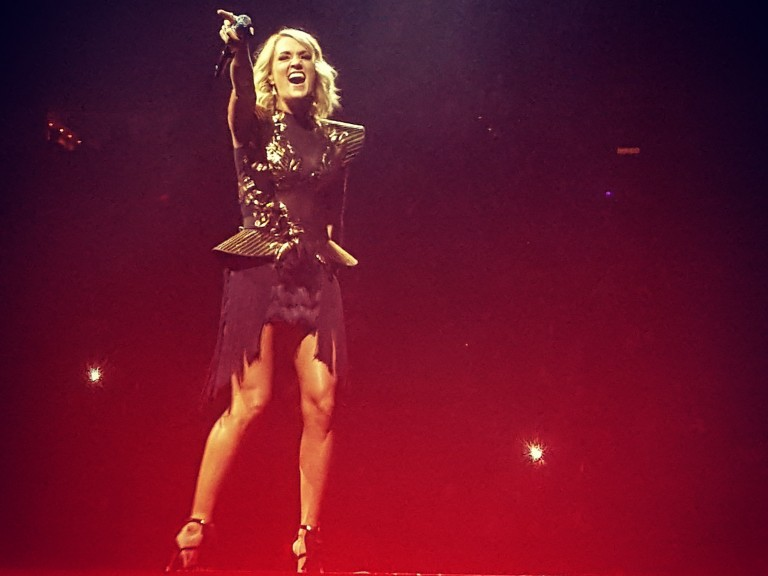 Carrie Underwood Brings Entertainer of the Year-Worthy Show to Nashville